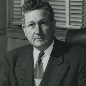 Chancellor John W. Harrelson portrait