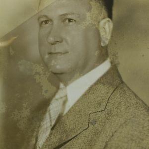 John W. Harrelson portrait