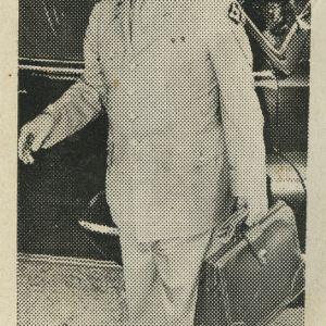 Chancellor John W. Harrelson