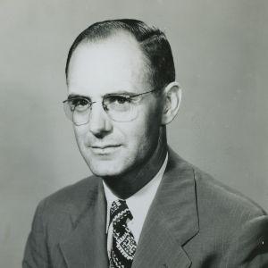 Paul H. Harvey portrait