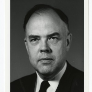 Don P. Hayne: Administrators, Faculty, and Staff photographs