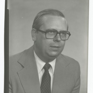 John Hauser: Administrators, Faculty, and Staff photographs