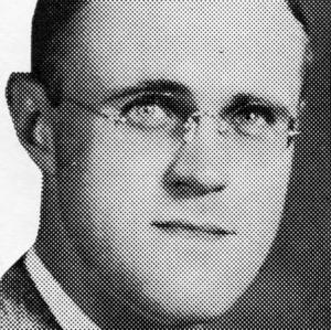 Arthur C. Hayes portrait