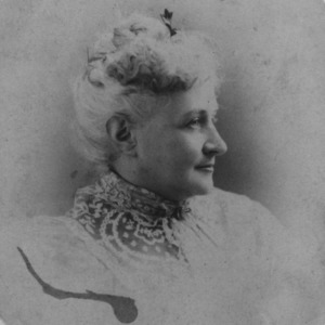 Mrs. Virginia Randolph Bolling Holladay portrait