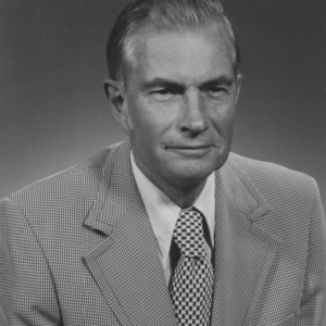 Dr. George Hyatt, Jr. portrait