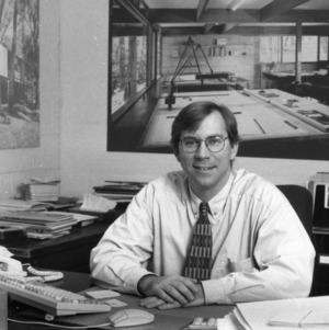 David Jackson in office