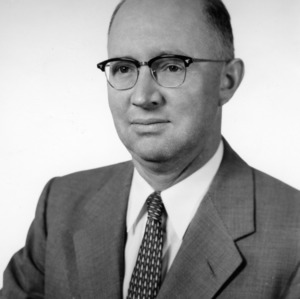 Dr. H. Brooks James portrait