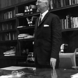 Dean H. Brooks James in office