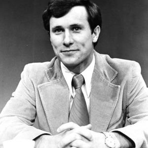 Student body president Ron Jessup portrait