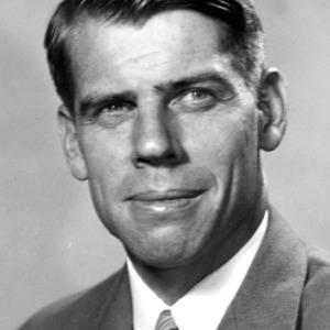 Professor E. S. Johnson portrait
