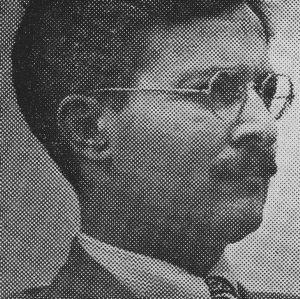 Henry L. Kamphoefner portrait