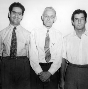 Edward S. King with others