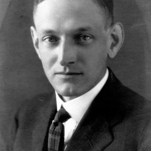 Edward S. King portrait