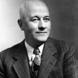 Dr. J. Harold Lampe portrait