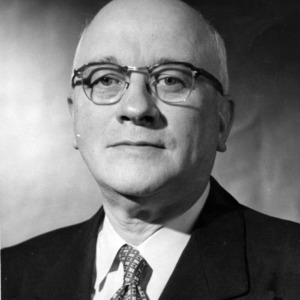 J. Harold Lampe portrait