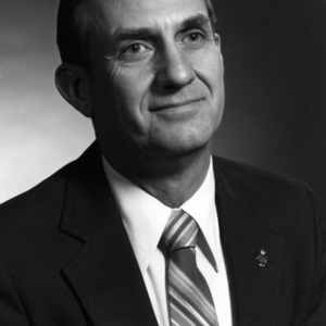 Albert B. Lanier, Jr. portrait