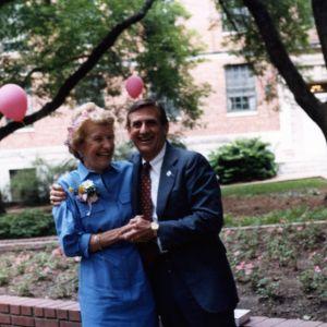Anna Keller and Albert B. Lanier, Jr.