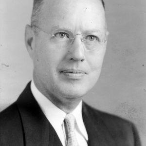 Carroll L. Mann, Jr. portrait