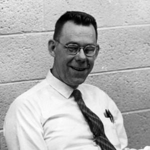 Associate Professor Edward G. Manning