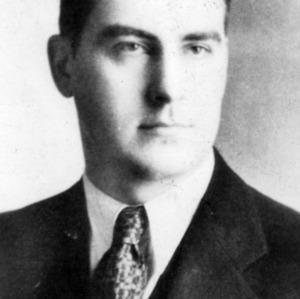 Dr. F. H. McCutcheon portrait