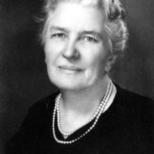 Dr. Jane S. McKimmon portrait