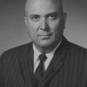Dean Arthur C. Menius portrait