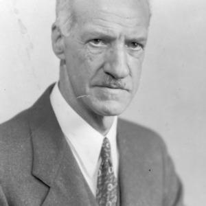 Dr. Thomas H. Nelson portrait