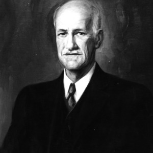 Dr. Thomas H. Nelson painted portrait