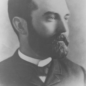 William Joseph Peele portrait