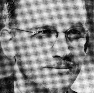 Dr. E. McNeill Poteat portrait