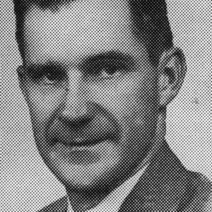 J. W. Pou portrait
