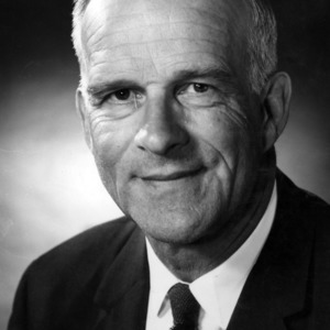Dr. Richard J. Preston portrait