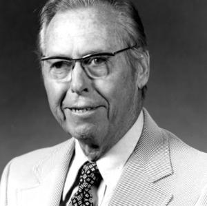 Dr. Jack Rigney portrait