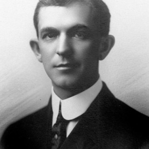 I. O. Schaub, Sr. portrait
