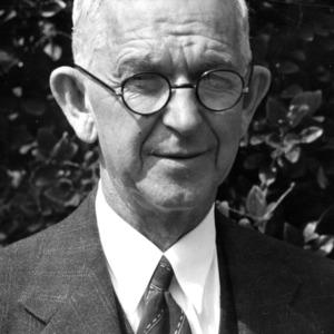 Dean Ira Obed Schaub portrait