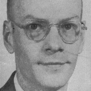 Dr. E. M. Schoenborn portrait