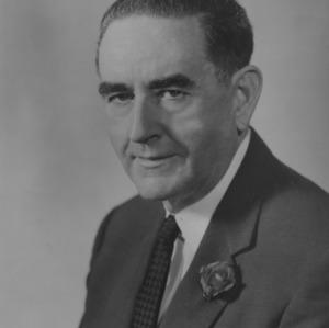 W. Kerr Scott portrait