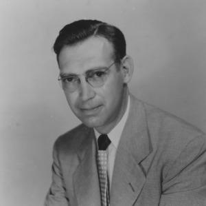 Dr. John W. Shirley portrait