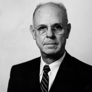 Dr. G. Wallace Smith portrait