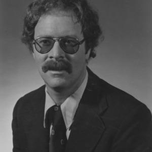 Donald Solomon portrait