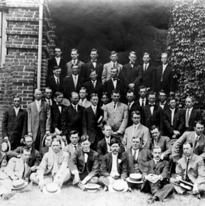 Early Students and Faculty