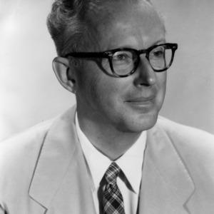 John B. McDermott portrait