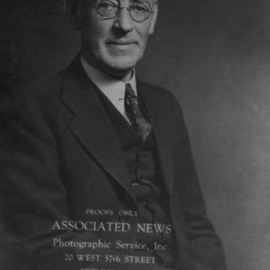 William Piatt portrait