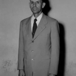 Jacob M. Pickler Portrait