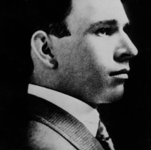 Clarence Poe as a Young Man