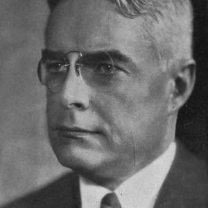 Albert C. Ritchie portrait