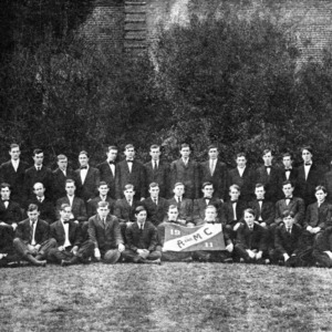 Class picture group photo, 1911