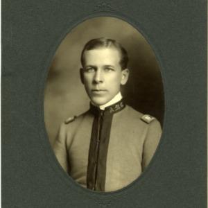 Ernest E. Lincoln portrait