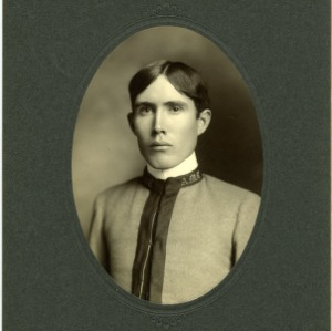 J. F. McIntyre portrait