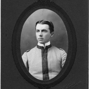 Jesse Julian Liles portrait